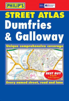 Dumfries and Galloway Street Atlas