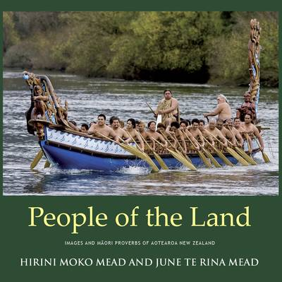 People of the Land by Hirini Moko Mead image