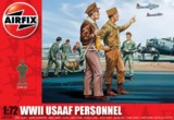 Airfix WWII USAAF Personnel