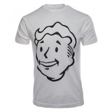 Fallout: Vault Boy Face T-Shirt (XX-Large)