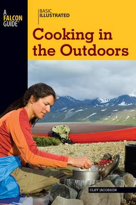 Basic Illustrated Cooking in the Outdoors by Cliff Jacobson image