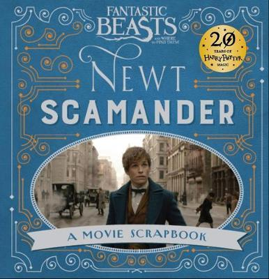 Fantastic Beasts and Where to Find Them - Newt Scamander by Warner Bros