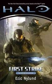 Halo: First Strike by Eric S Nylund