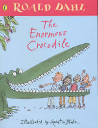 The Enormous Crocodile by Roald Dahl image