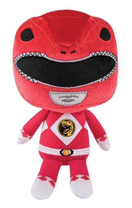 Power Rangers - Red Ranger Hero Plush