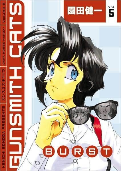 Gunsmith Cats: v. 5: Burst by Kenichi Sonoda image