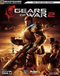 """""""Gears of War 2"""" Signature Series Guide by BradyGames image"""
