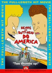 Beavis And Butt-Head Do America - Special Collector's Edition on DVD