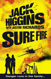 Sure Fire by Jack Higgins image