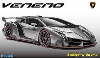 Fujimi: 1/24 Lamborghini Veneno - Model Kit