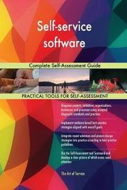 Self-Service Software Complete Self-Assessment Guide by Gerardus Blokdyk image