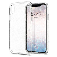 Spigen: Liquid Crystal Glitter Case for iPhone XR - Crystal Quartz
