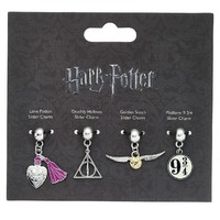 Harry Potter: Silver Plated Charm Set 1