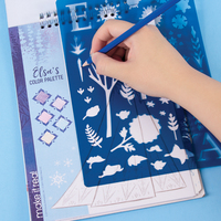 Make It Real Frozen 2 Fashion Design Sketchbook Toy At Mighty Ape Nz
