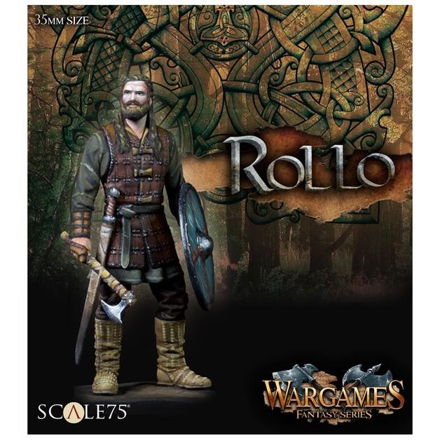 Scale75: 1:48 Rollo Lodbrok Figure
