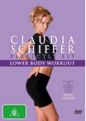 Claudia Schiffer Lower Body Workout on DVD