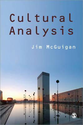 Cultural Analysis by Jim McGuigan image