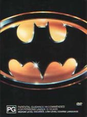 Batman on DVD