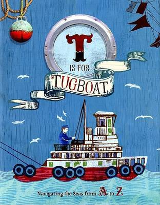 T is for Tugboat image