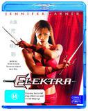 Elektra on Blu-ray