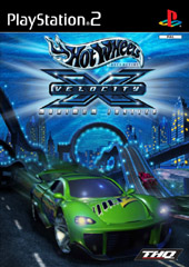Hot Wheels: Velocity X for PS2