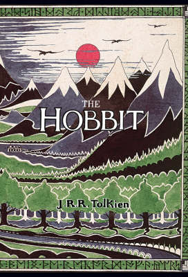 The Hobbit: or There and Back Again: 70th Anniversary Edition by J.R.R. Tolkien image