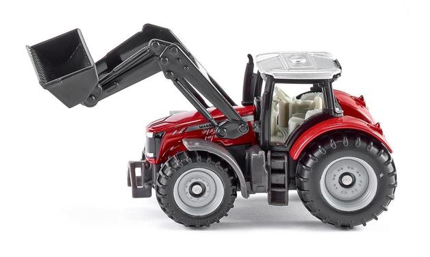 Siku: Massey Fergusson with Front Loader