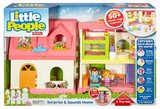 Fisher-Price: Little People - Surprise & Sounds Home
