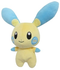 Pokemon: Minun Plush (Small)