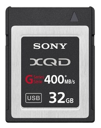 32GB Sony QDG32A G Series XQD Card