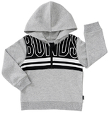 Bonds Cool Sweats w/ Zip - Strike Out Black (12-18 Months)
