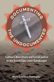 Documenting the Undocumented by Marta Caminero-Santangelo image