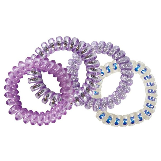 Super Spiral Hair Ties (Assorted)