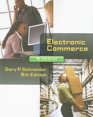 Electronic Commerce by Gary P Schneider image
