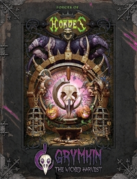 Hordes: Forces of Horse- Gyrmkin The Wicked Harvest (Hardcover)
