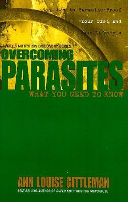 Overcoming Parasites by Ann Louise Gittleman image