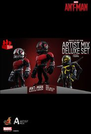 Marvel: Ant-Man - Artist Mix Deluxe Set