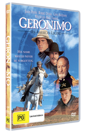 Geronimo on DVD