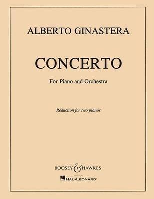 Piano Concerto No. 1, Op. 28 by Alberto E Ginastera