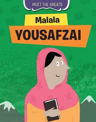 Malala Yousafzai by Tim Cooke image