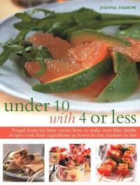 Under Ten with 4 or Less by Joanna Farrow