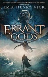 Errant Gods by Erik Henry Vick image