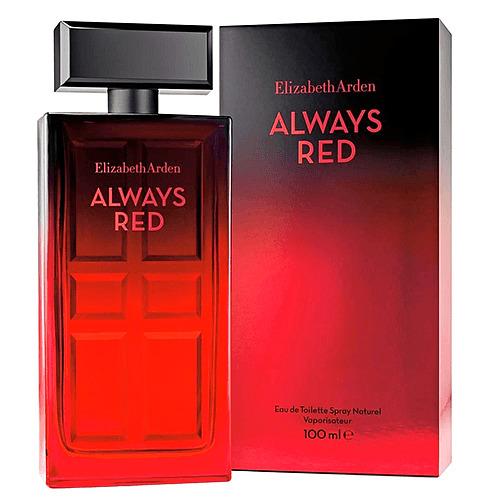 Elizabeth Arden - Always Red (100ml EDT) image