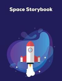 Space Storybook by Blue Elephant Books image
