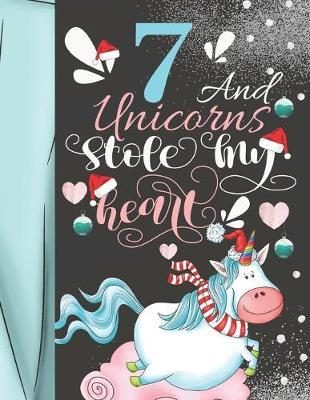 7 And Unicorns Stole My Heart by Not So Boring Sketchbooks