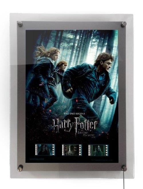 FilmCells: Harry Potter (Deathly Hallows - Part 1) - Acrylic LightCell
