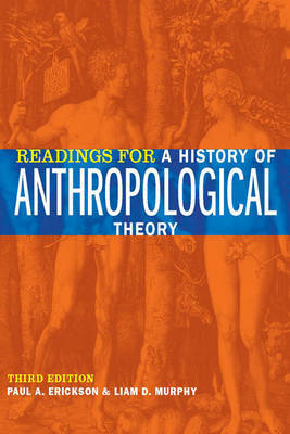 Readings for a History of Anthropological Theory image