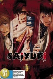 Saiyuki - Collection I (Vol 1-6) (6 Disc Fatpack) on DVD