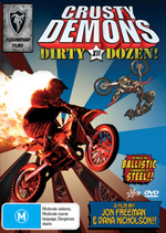 Crusty Demons XII - Dirty Dozen! on DVD