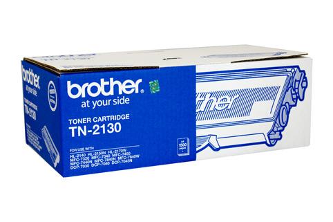 Brother Toner Cartridge TN2130 (Black) image